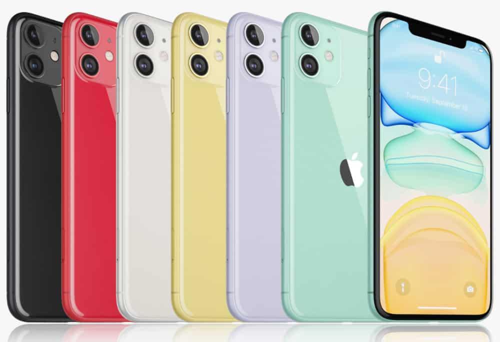 Most Popular iPhone Model 2019