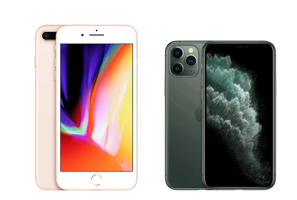 iPhone 11 Pro vs iPhone 8 Plus – What's The Difference?