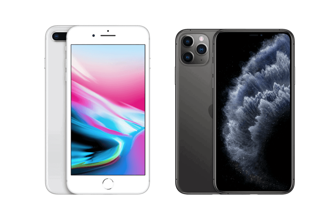 iPhone 11 Pro Max vs iPhone 8 Plus – What's The Difference?