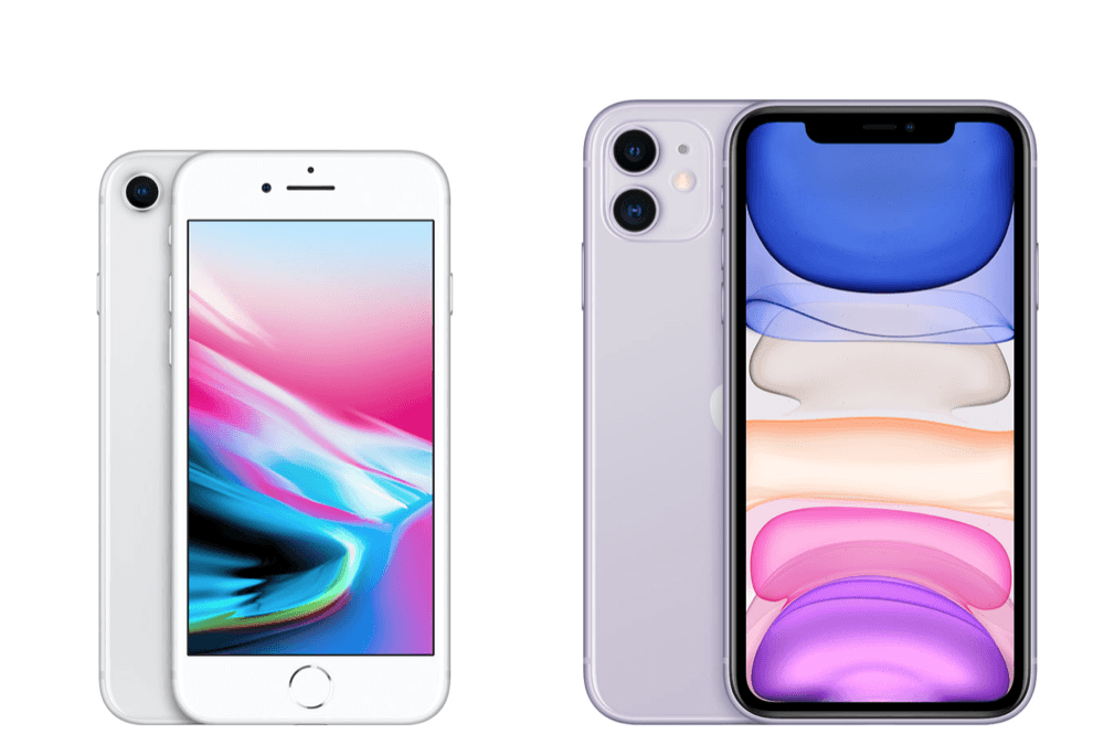 iPhone 11 vs iPhone 8 – Apple's New iPhones Compared!