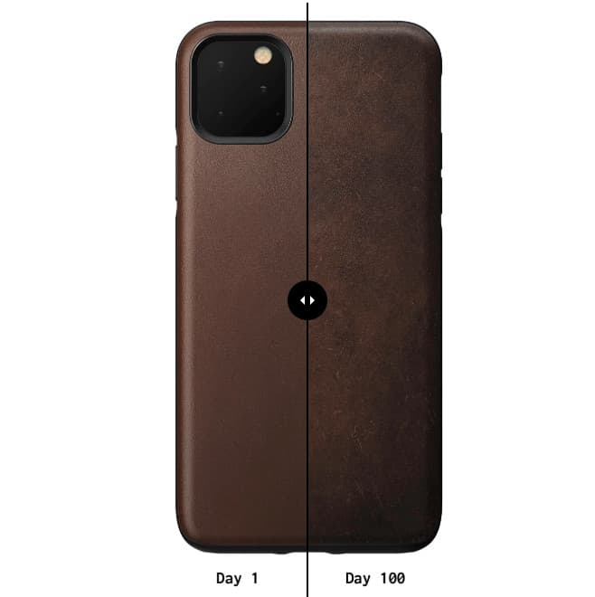 Nomad: The iPhone 11 Case That Ages Like You Do