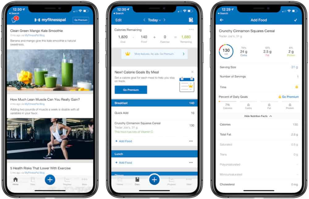 best-health-app-iphone-android