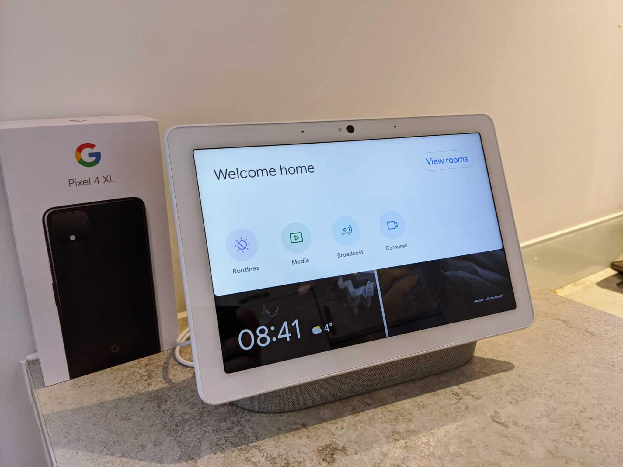 Google Nest Hub Max Review-1