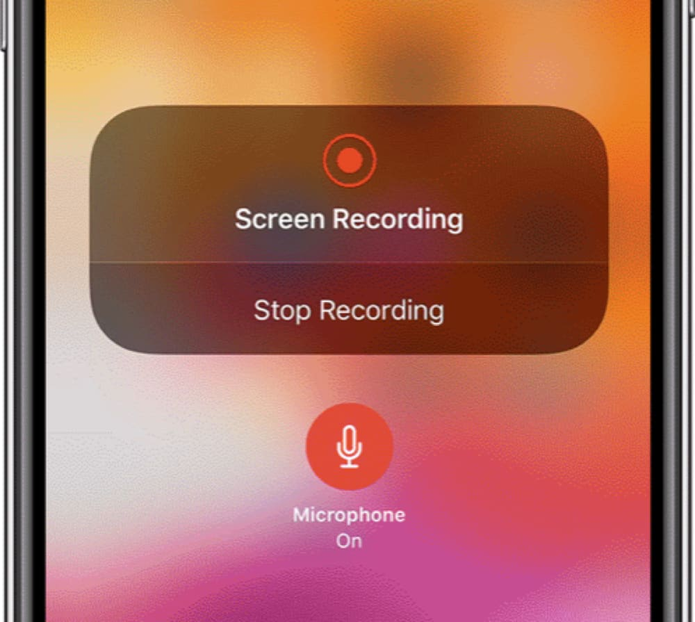 How To Screen Record on iPhone (The #1 Simplest Method)