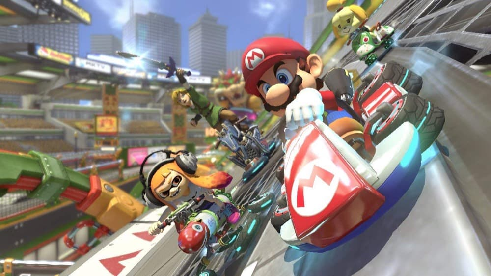 The Best Selling Nintendo Switch Games (ALL-TIME)