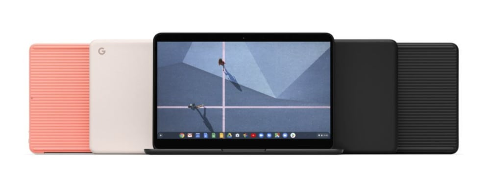 Google Pixelbook Go-colors