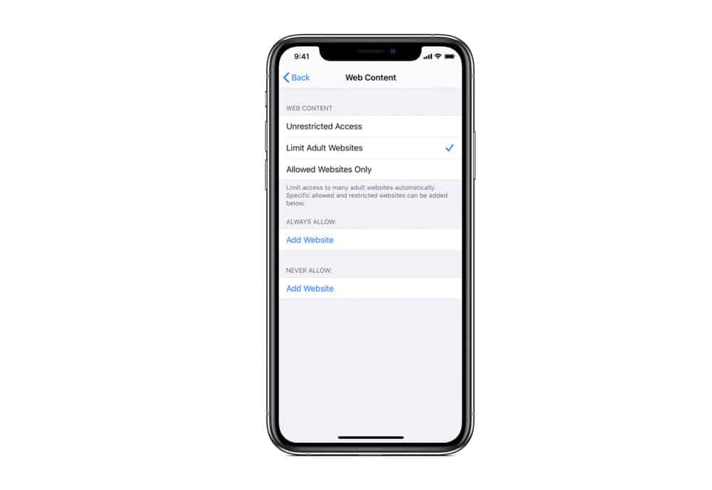 What Are iPhone Restrictions