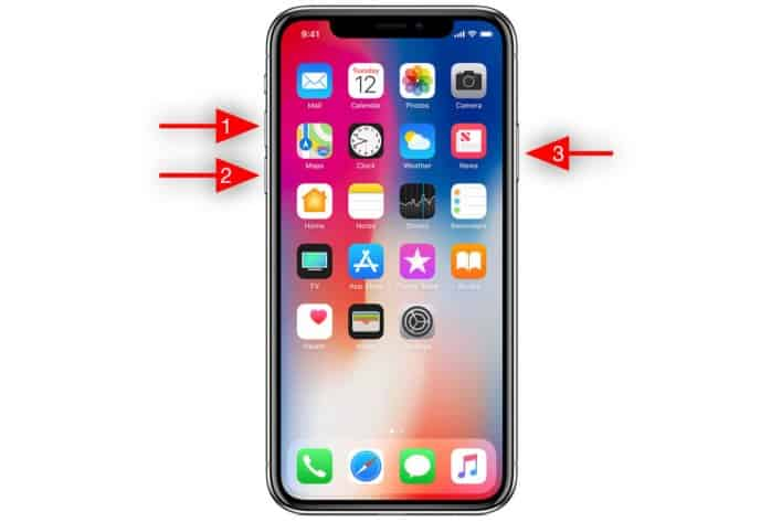 how to power iphone 11 off