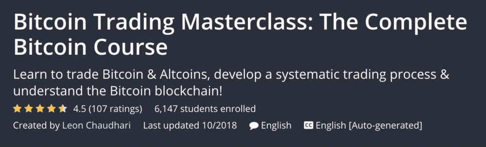Best Online Courses For Learning Bitcoin-2