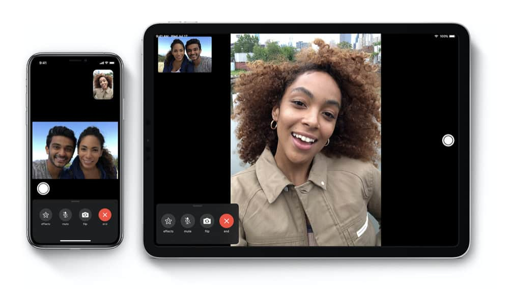 How To Make A FaceTime Video Call on iphone