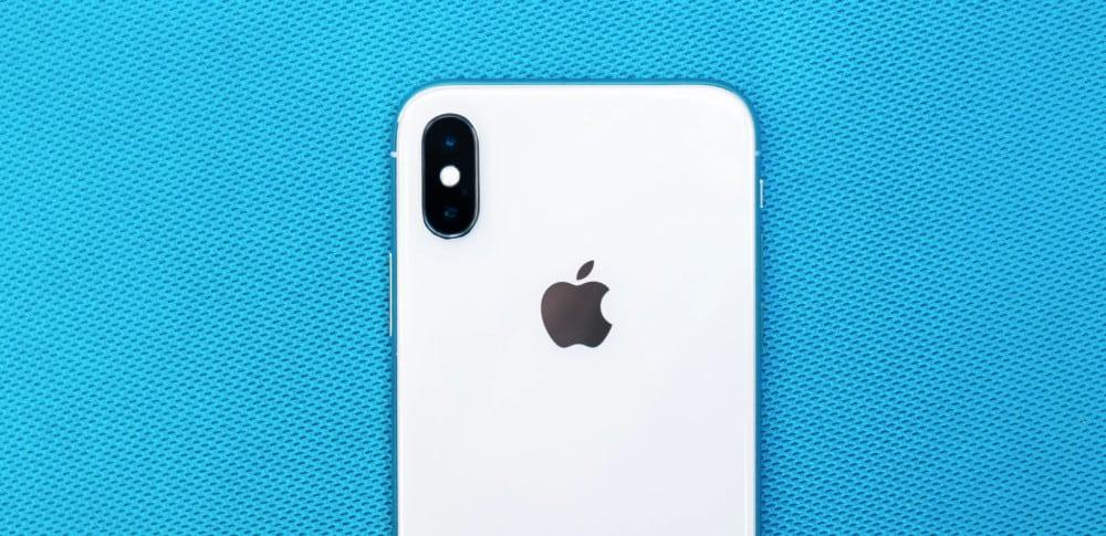 iPhone X Storage