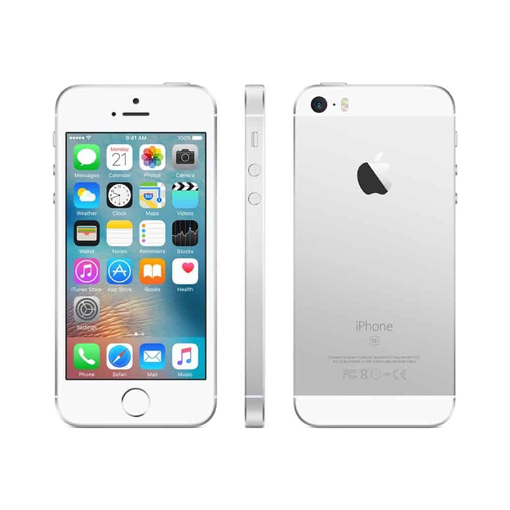 iPhone se (1st generation)