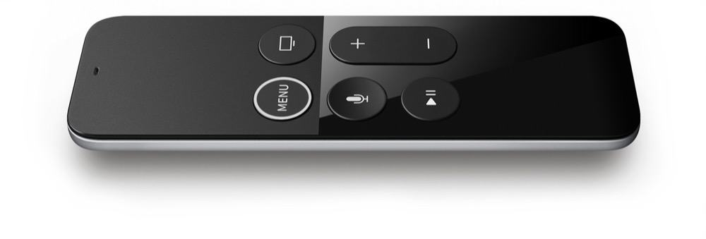 siri remote apple tv