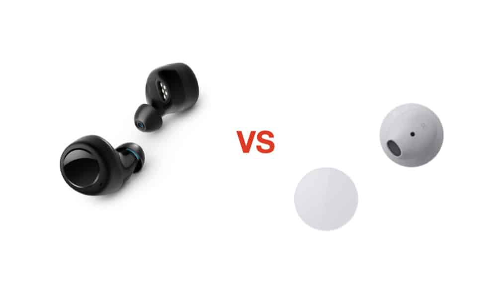 Amazon's Echo Buds (2019) vs Microsoft's Surface Earbuds (2019)