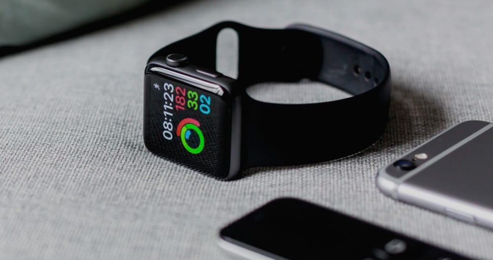 Apple Watch Battery size Comparison Chart