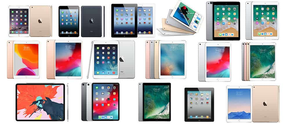 What is The Latest iPad