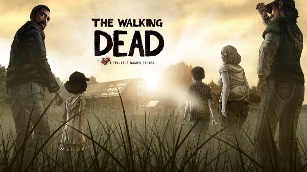 Walking Dead The Complete First Season