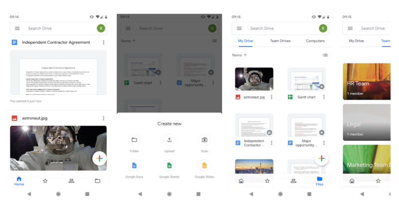 google-drive-app-android