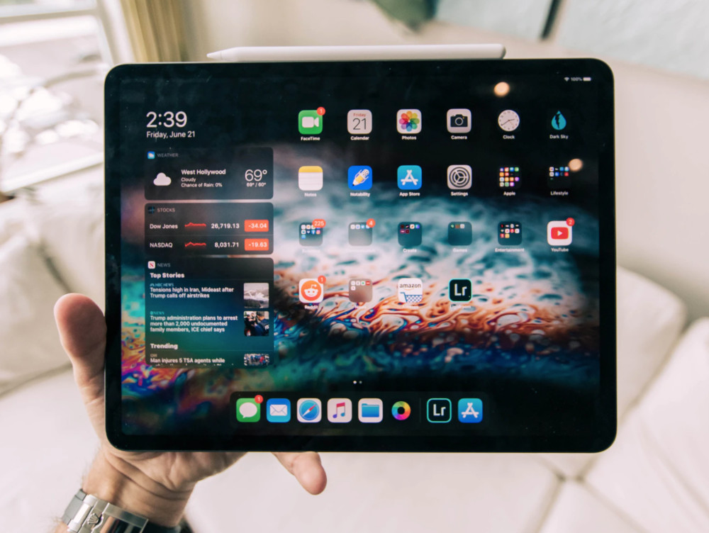 The #1 Reason To Get An iPad Pro – If You Play Guitar...