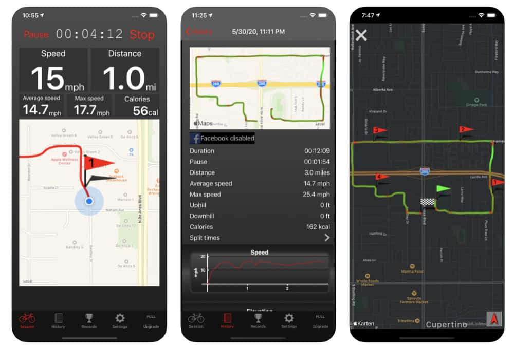 The 10 Best iPhone Apps For Cycling in 2020 (Updated)
