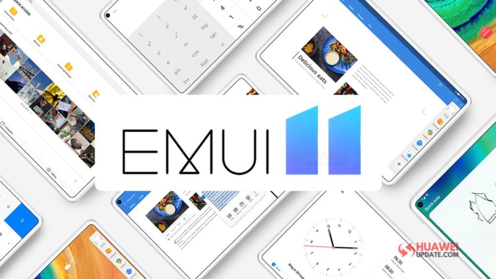 EMUI 11 release