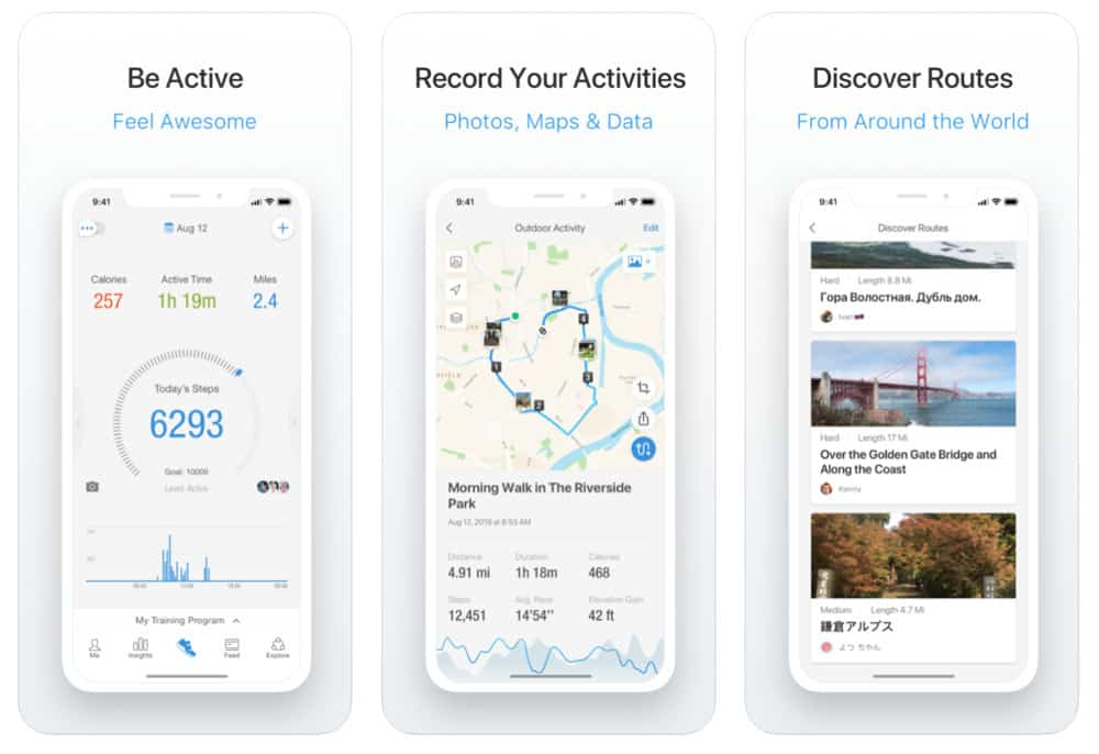 Best iPhone Apps For Counting Steps