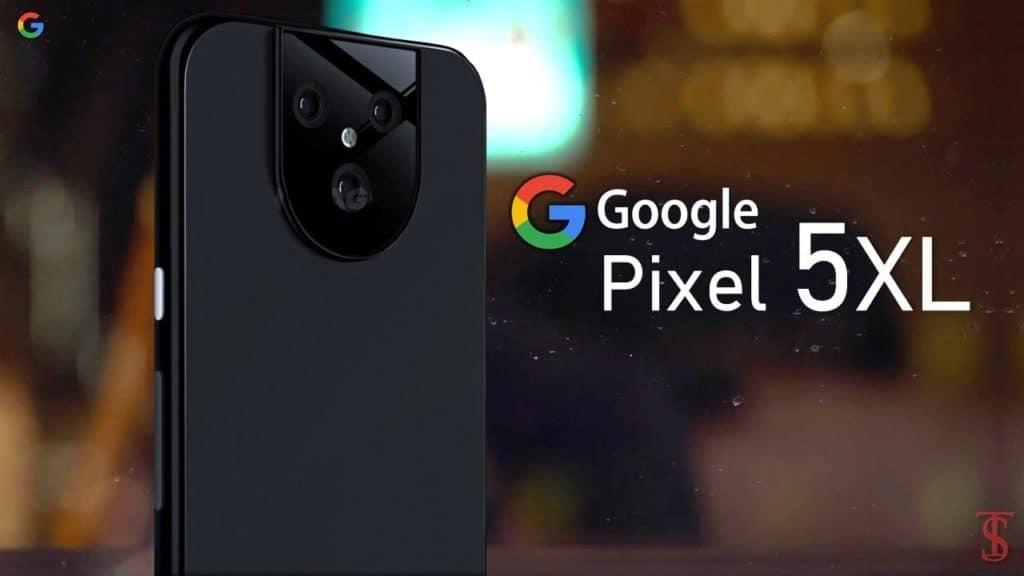 Google Pixel 5 XL Feat