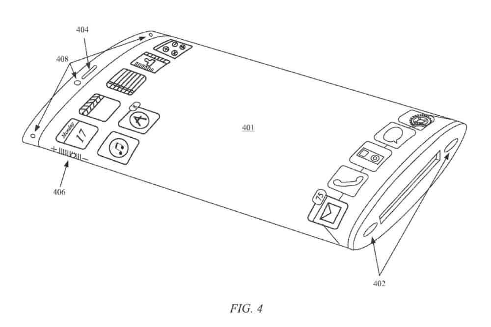 iPhone Patent image