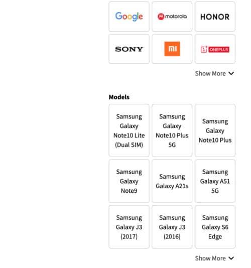 how to find best Samsung phone deals