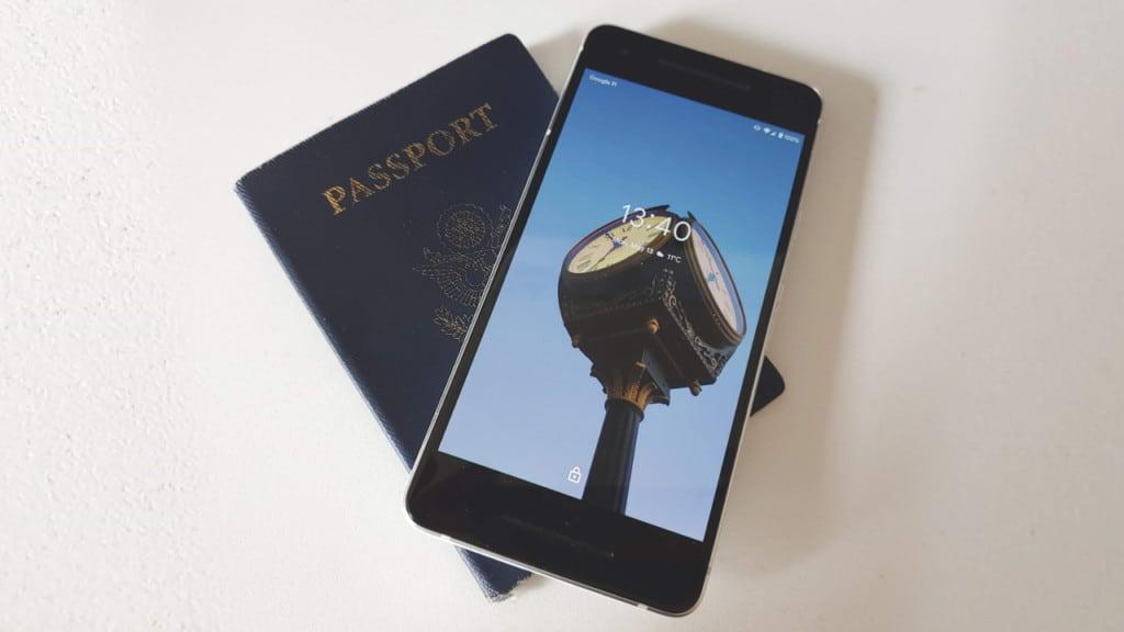 Pixel Passport