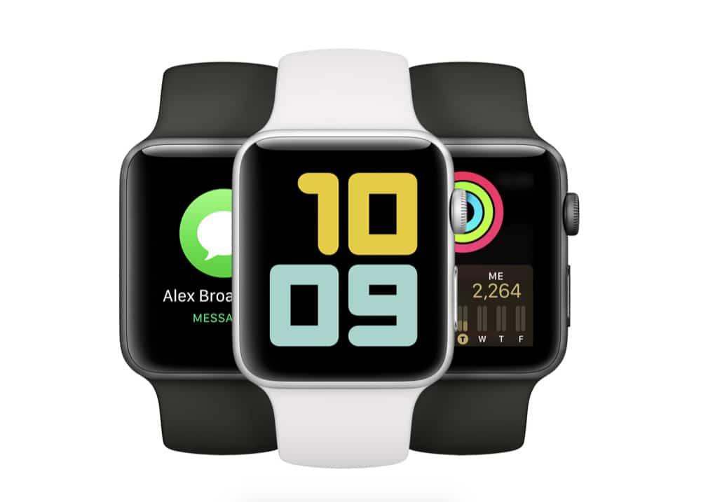 Vodafone Apple Watch Deals