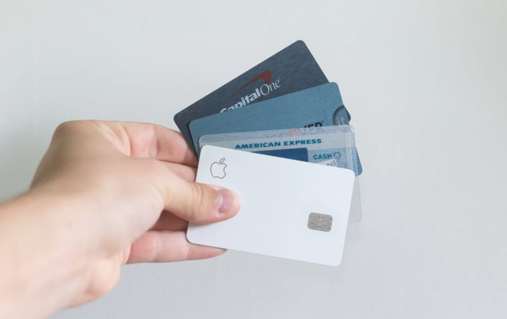 Buying A Phone With A Credit Card