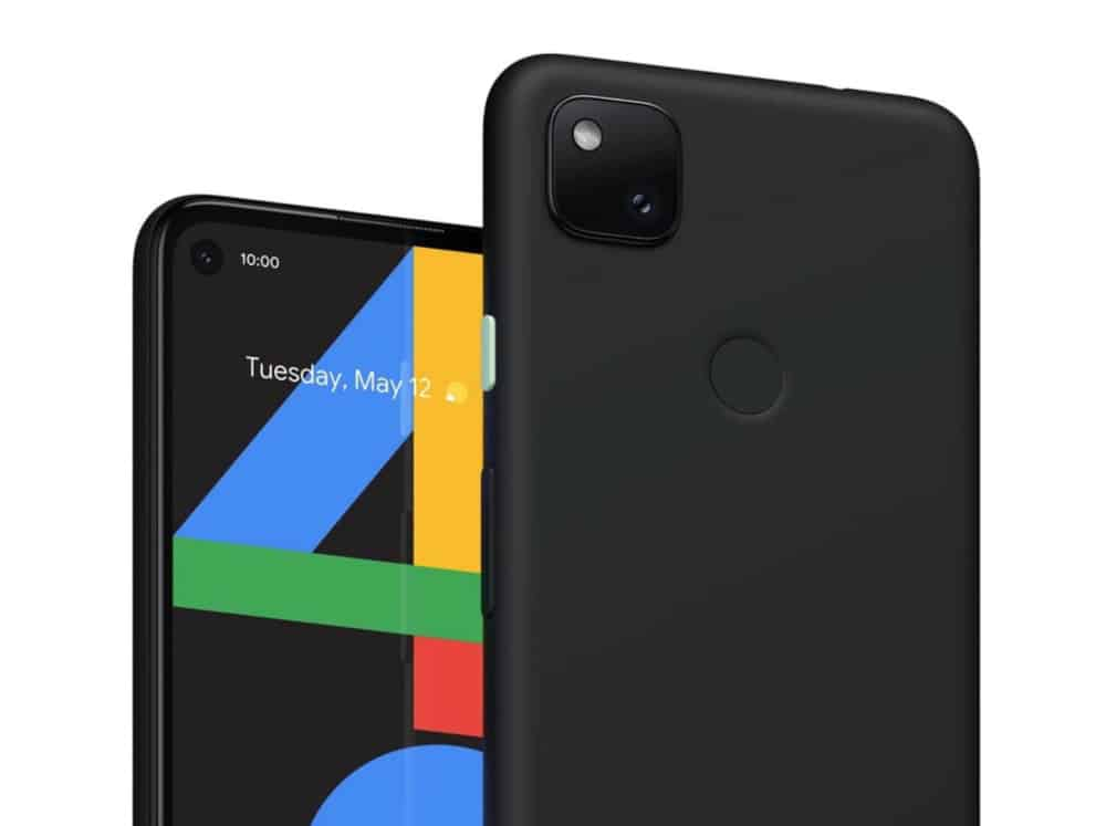 Google Pixel 4a Size and Dimensions