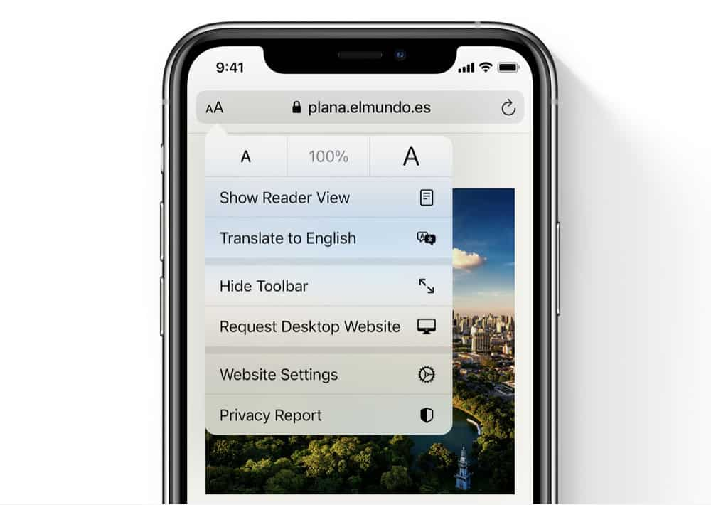 How To Translate Web Pages In iOS 14