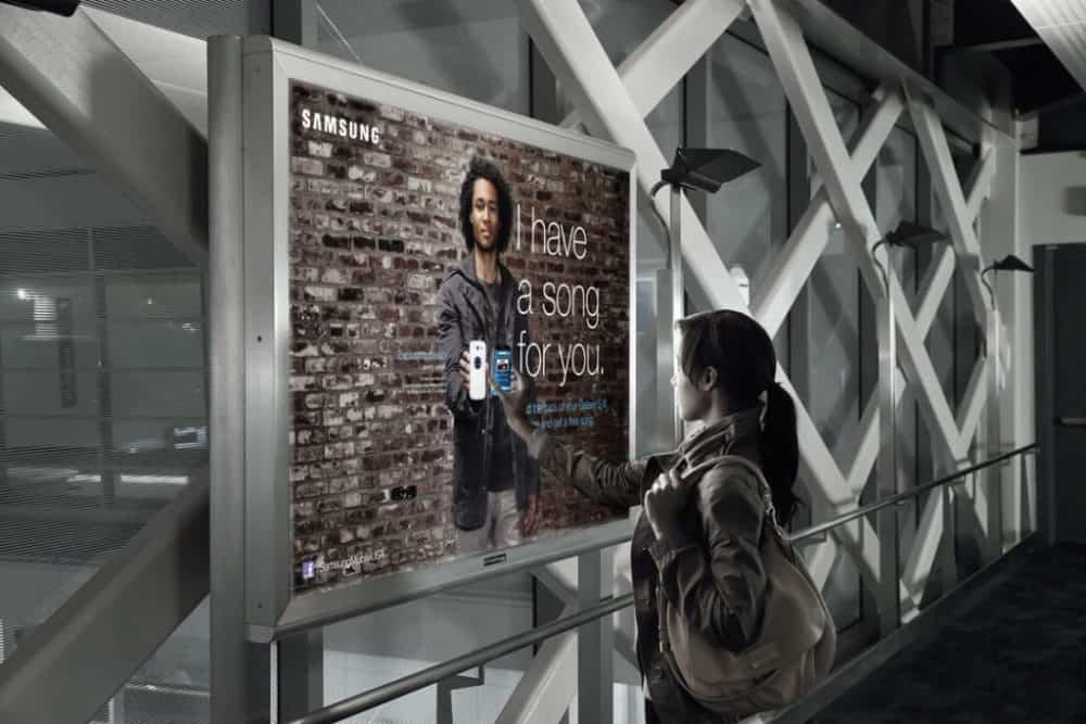 Samsung NFC Campaign