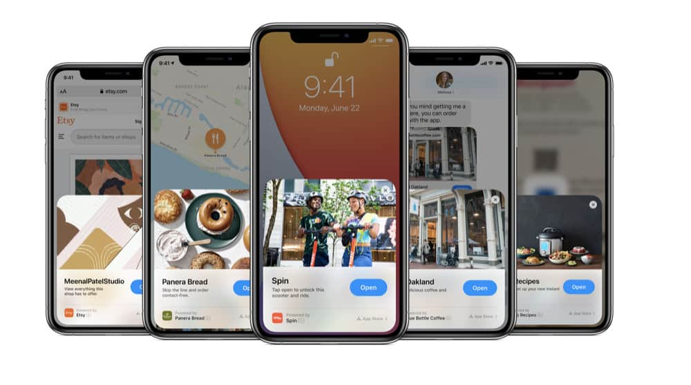 How To Use App Clips In iOS 14