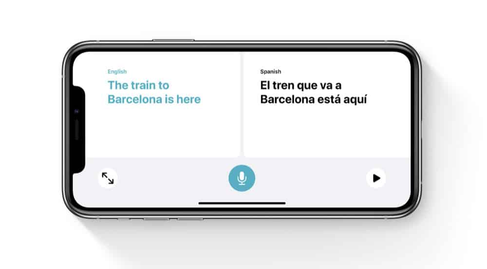 How To Use Apple's Translation App In iOS 14