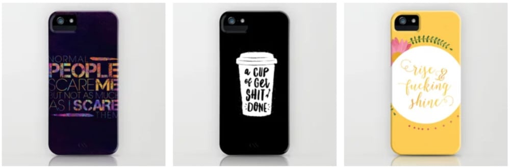 Best iPhone Cases With Quotes
