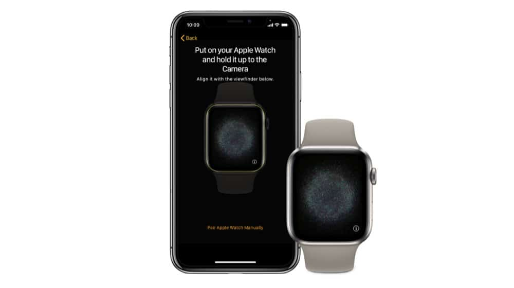 How to Pair An Apple Watch To A New iPhone