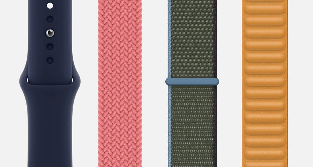 apple watch bands cleaning