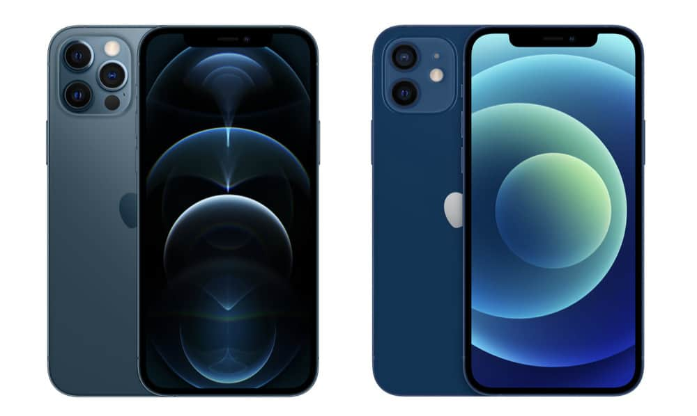 iPhone 12 Pro vs iPhone 12 - Same Size, But What's Different?