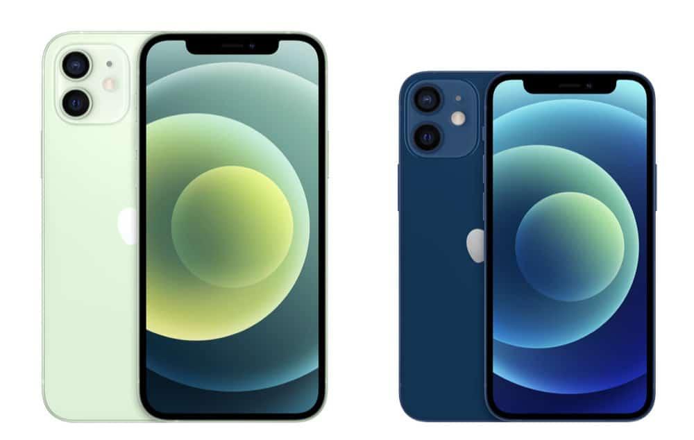iPhone 12 mini vs iPhone 12 - Apple's Newest iPhones Compared!