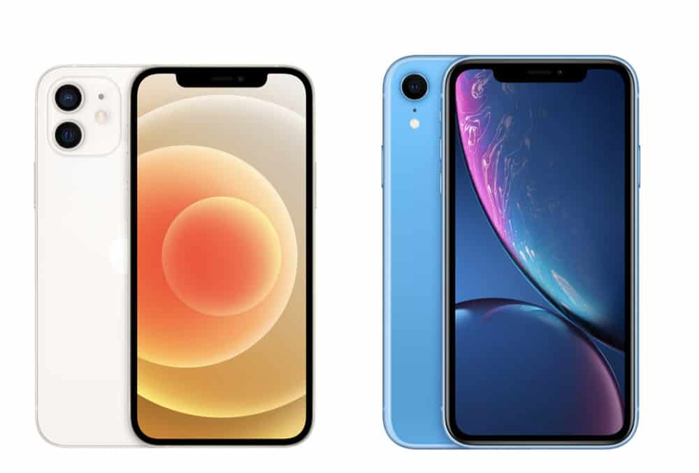 iPhone 12 vs iPhone XR –What's The Difference?