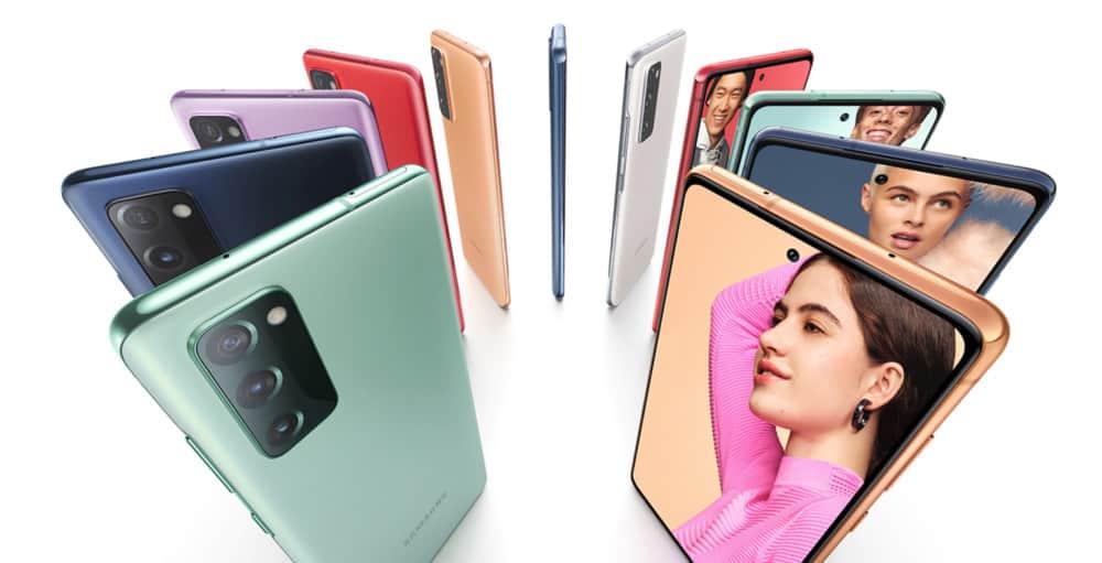 Best Samsung Galaxy S20 FE Black Friday Deals