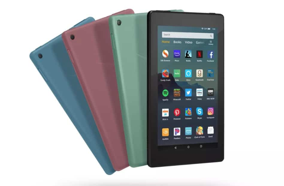 Amazon Fire Tablet Set Up Guide