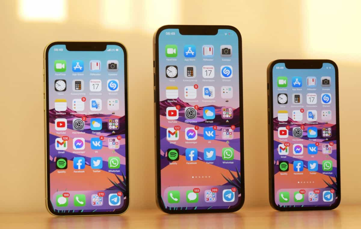 Most Popular iPhone Model? It's NOT The iPhone 12 Mini...