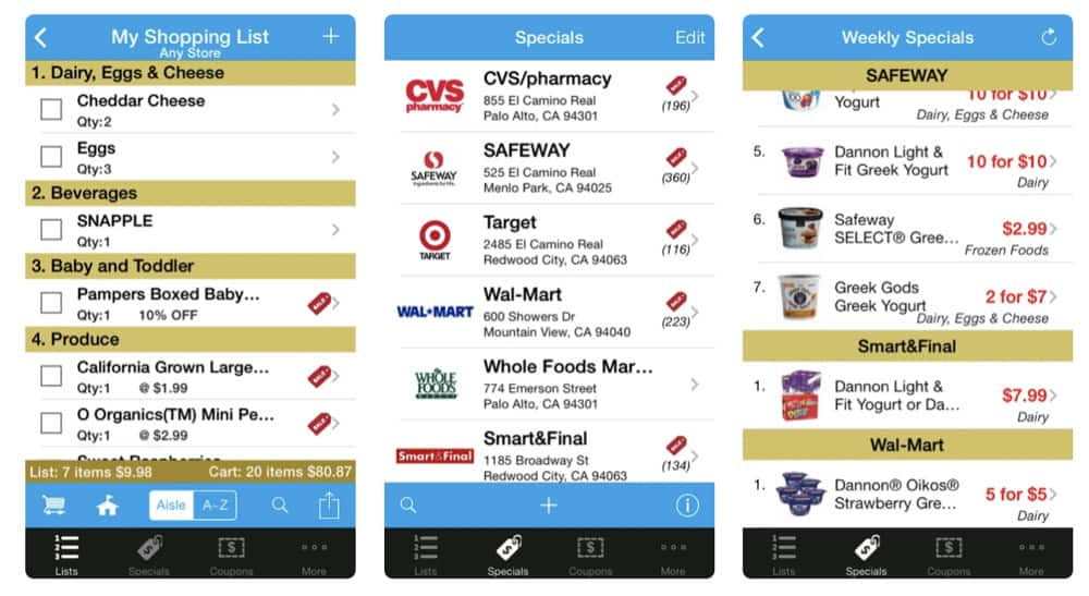 What Is The Best App For Comparing Grocery Prices? Try These First!