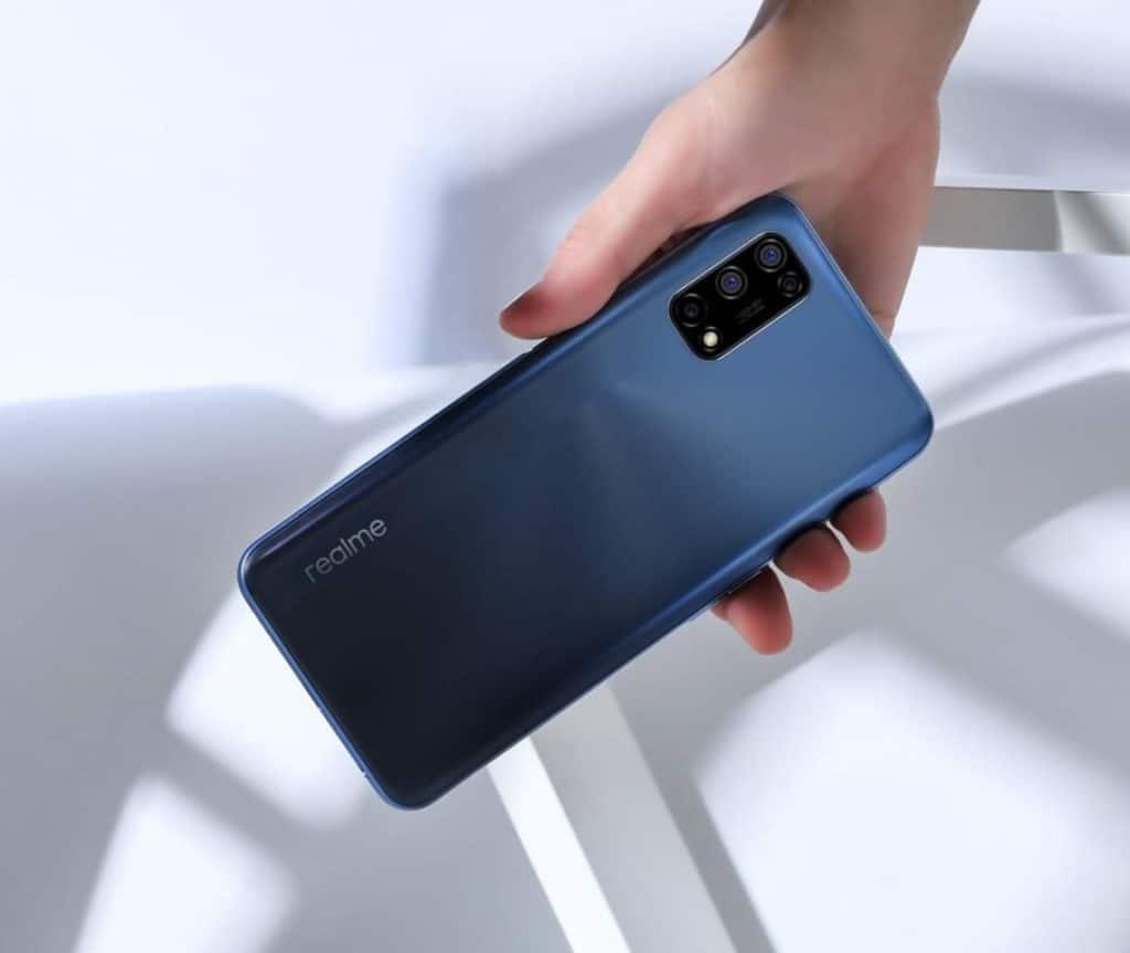 How To Screenshot RealMe Phone