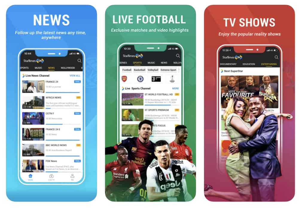 What Is The Best App For Live Football Streaming? The Top 5 2021 Picks