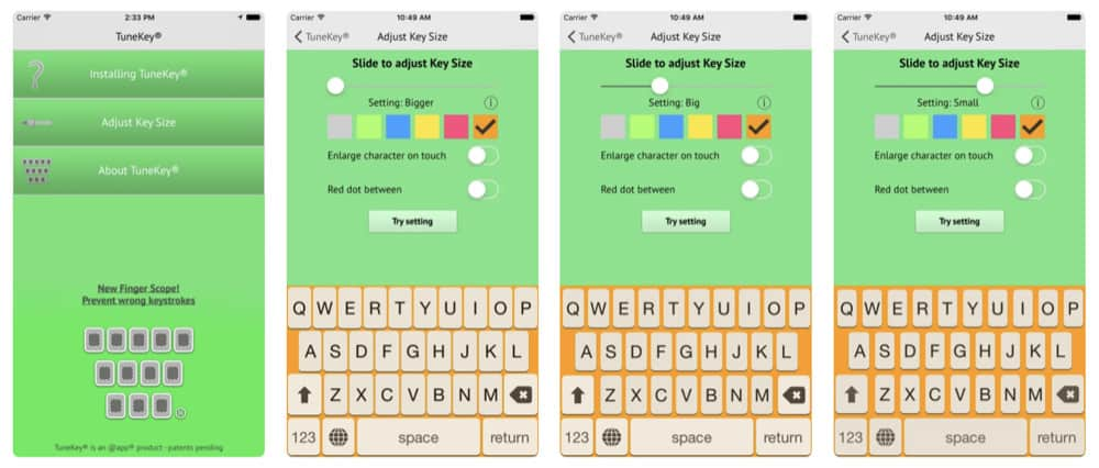 How To Make iPhone Keyboard Bigger: Tiny Keys? Not Anymore!